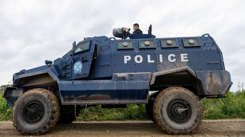EΛΑΣ: Σε υπηρεσία το «ακουστικό κανόνι» καταστολής πλήθους