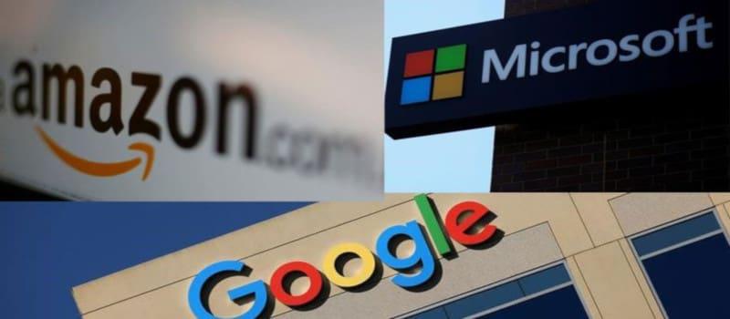 Microsoft και Amazon στην υπηρεσία του αμερικανικού στρατού