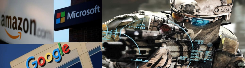 Microsoft και Amazon στην υπηρεσία του αμερικανικού στρατού!