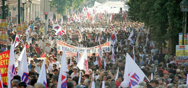7. Ο ρόλος του ΚΚΕ στο Εργατικό-Λαϊκό Κίνημα