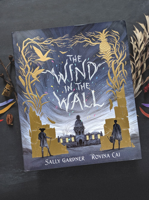 The Wind in the Wall: Picture Book