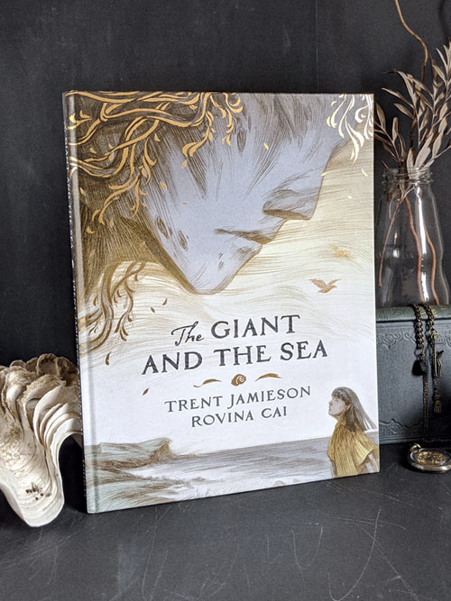 The Giant and the Sea: Picture Book