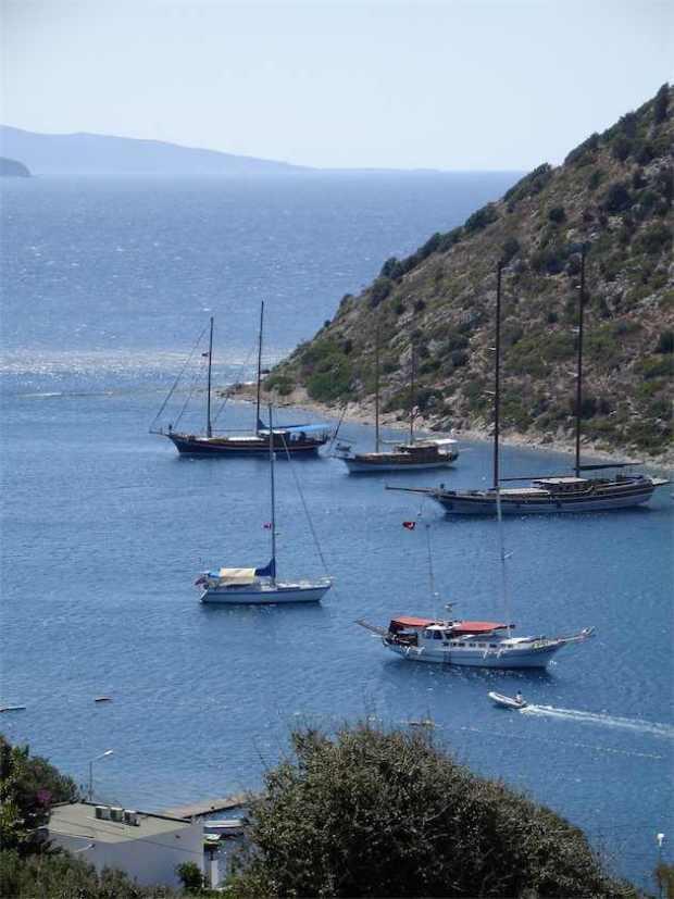 Bodrum Peninsula Travel Guide Turkey