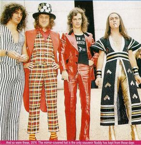 Down Memory Lane with Glam Rockers Slade