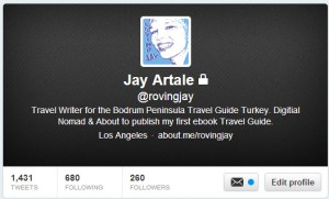Report @rovingjayb for SPAM