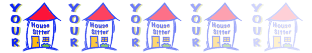 Your House Sitter Multi Fade logo