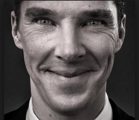 Benedict Cumberbatch the new sexy