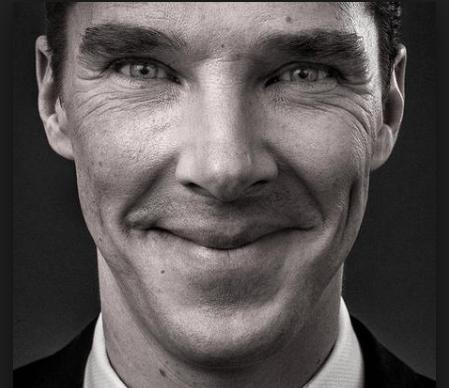 Benedict Cumberbatch the new sexy