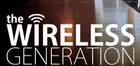 The Wireless Generation Logo