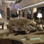 Elite Hotel Istanbul Lobby