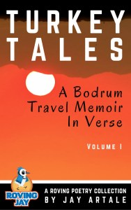 "Get notified when ""Turkey Tales: A Bodrum Travel Memoir in Verse"" is free to download"
