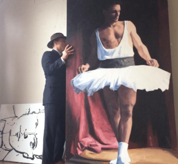 Paul Richard Realist Painter