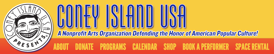 Tourist Information Coney Island USA Non Profit