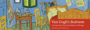 Another visit to Van Gogh's Bedroom