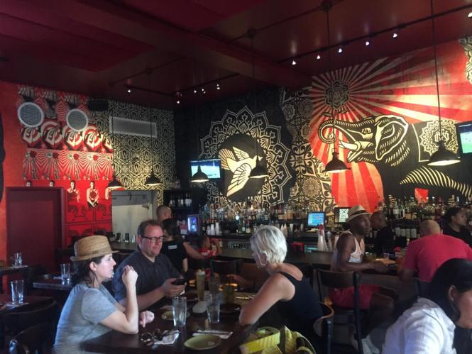 Inside Wynwood Kitchen and Bar