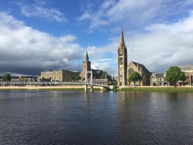 Inverness - River Ness