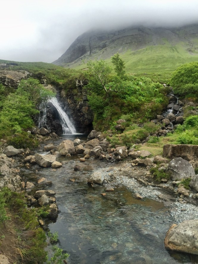 Fairy Pool in Skye