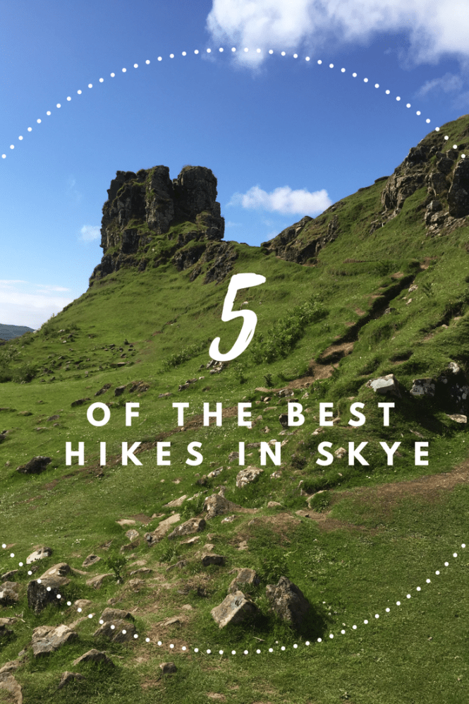 Best hikes in Skye