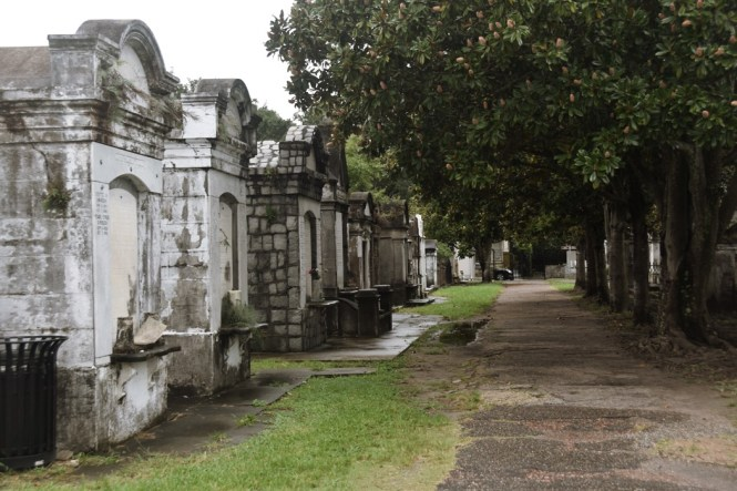 Haunted New Orleans Cemeteries