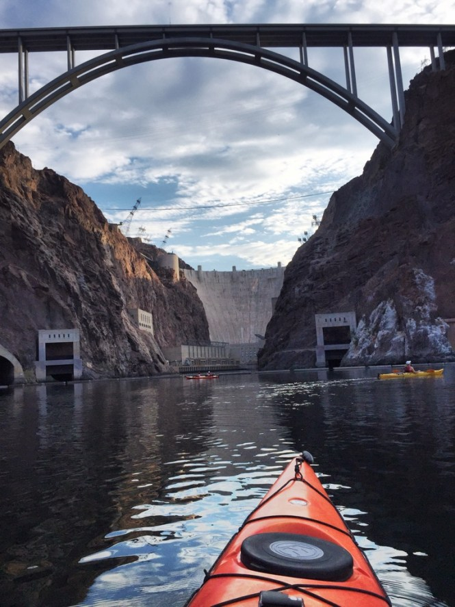 Black Canyon and Hoover Dam