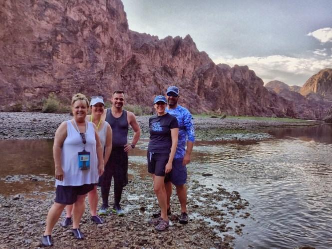 Black Canyon group shot