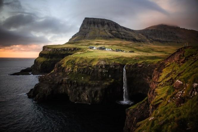 Gásadalur The Faroe Islands