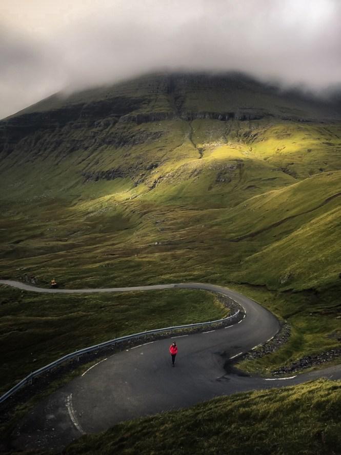 Norðradalur in the Faroe Islands