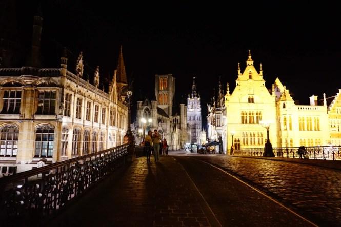 underrated destinations - Ghent Belgium