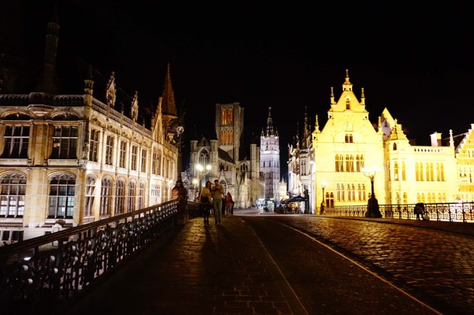 underrated destinations - Ghent Belgium