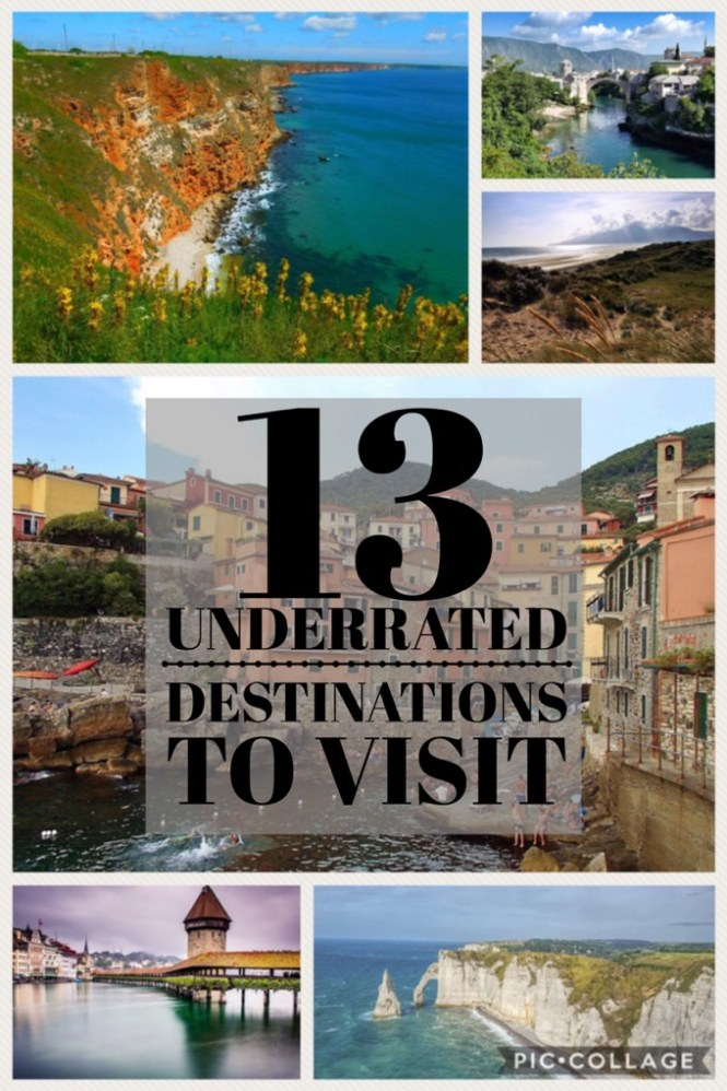 13 Underrated Destination to Visit