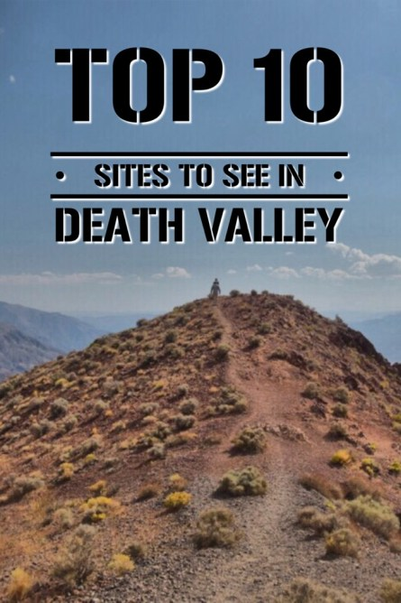 Top 10 Death Valley
