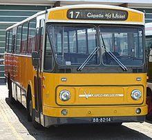 Leyland-Verheul 1107 uit 1968 was in feite de eerste (lees: oudste) standaardstreekbus van Westnederland. Deze bus maakt deel uit van de serie 1107-1111 en werd in 1968 door de Citosa uit Boskoop aangeschaft.