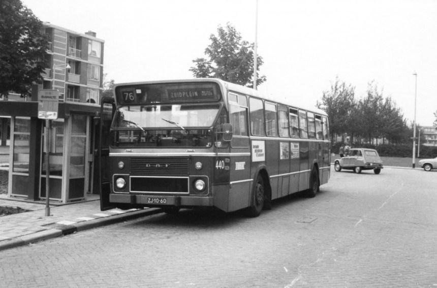 Bus 440, DAF-Hainje, lijn 76,