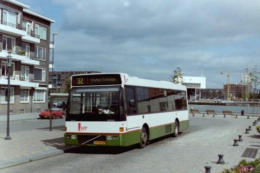 Bus 617, Volvo-Berkhof, Lijn 32, Meeuwenstraat