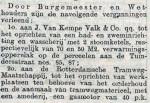 19041129 Vergunning werkplaatsen. (RN)