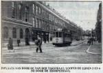 19260717 Lijnen 2 en 6 door de Trompstraat (Voorwaarts)