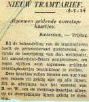 19340518 Invoering overstapkaartjes