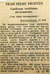 19350518 Goedkope werkliedenabonnementen