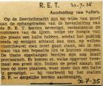 19350730 Aanduiding van haltes