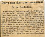 19351007 Dove man door tram vermorzeld