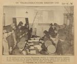 19360625 tramconducteurs krijgen les, verzameling Hans Kaper