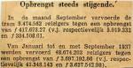 19371006 Opbrengst steeds stijgende