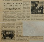 19320831 Herinneringen aan de tram, Verzameling Hans Kaper