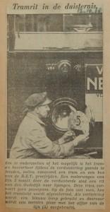 19381012 tramrit in de duisternis, verzameling Hans Kaper