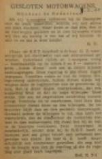 19400201 gesloten motorwagens, verzameling Hans Kaper