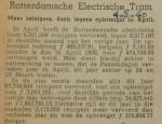 19400504 resultaten RET april, verzameling Hans Kaper