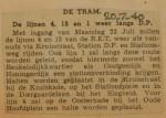 19400720 Stationsplein weer in gebruik, verzameling Hans Kaper