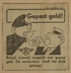 19421217-advertentie-gepast-geld, verzameling Hans Kaper