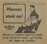 19421223-advertentie-mannen-staat-op, verzameling Hans Kaper