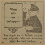 19421230-advertentie-vlug-uit-en-instappen, verzameling Hans Kaper